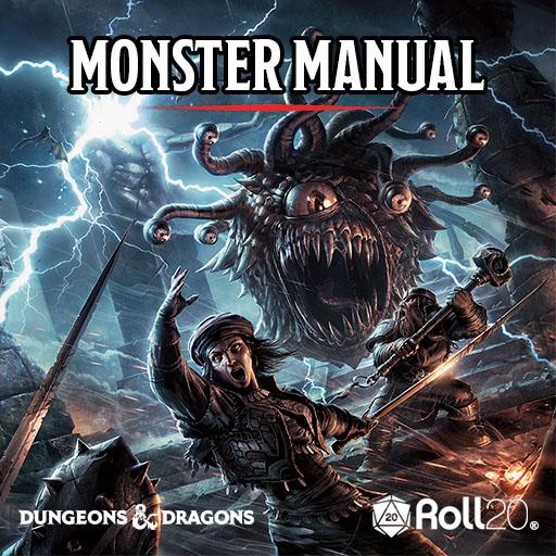 Monster Manual - Roll20 Wiki