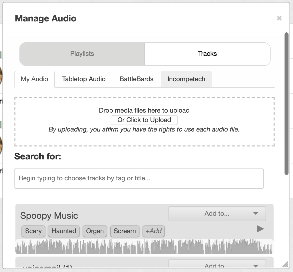 File:Manage Audio Modal.png
