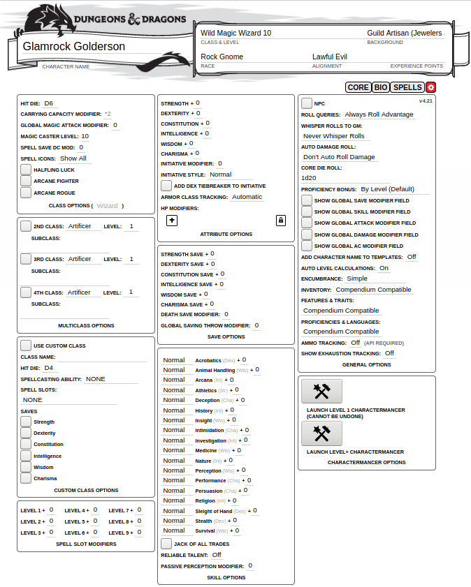 D D 5e By Roll20 Roll20 Wiki There are currently five different types of weapons in genshin impact, and each character is only able to wield one weapon type. d d 5e by roll20 roll20 wiki