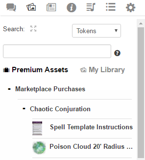 How to Access Marketplace Content - Roll20 Wiki