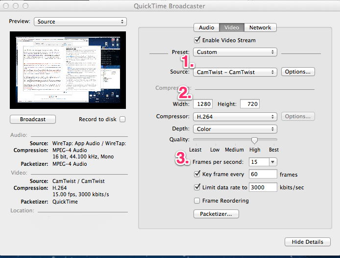 Quicktime Broadcaster Setup.png