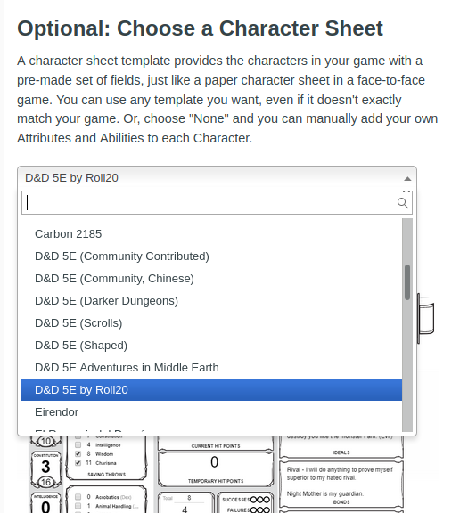 D D 5e By Roll20 Roll20 Wiki As a dm, i would recommend leaking this information out to the players through an. d d 5e by roll20 roll20 wiki